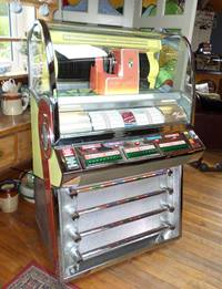 Wurlitzer  jukebox for sale